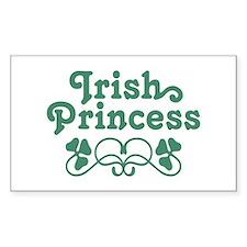 Irish Princess Decal