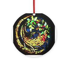 Tiffany Round Ornament (Round)