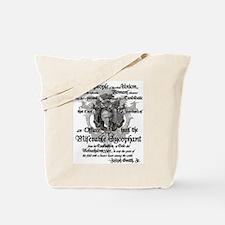 Miserable Sycophant Harry Reid Tote Bag
