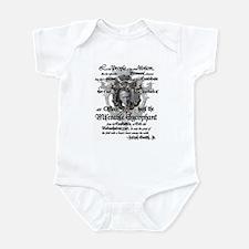 Miserable Sycophant Harry Reid Infant Bodysuit