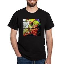 Tiffany Detail Black T-Shirt
