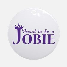 Jobie Ornament (Round)