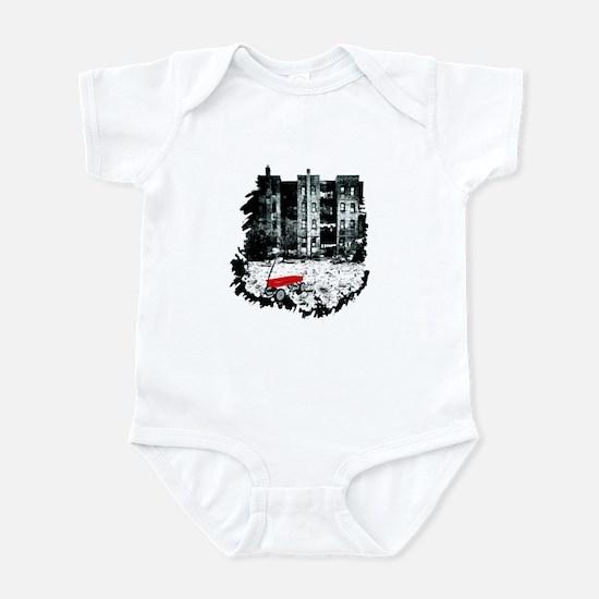 La Pobresa Infant Bodysuit