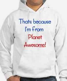 Planet Awesome Hoodie