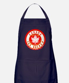 CA Canada Hockey Gold Medal Apron (dark)