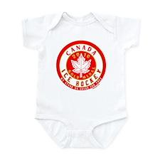 CA Canada Hockey Gold Medal Infant Bodysuit