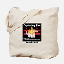 Capturing Fire Tote Bag