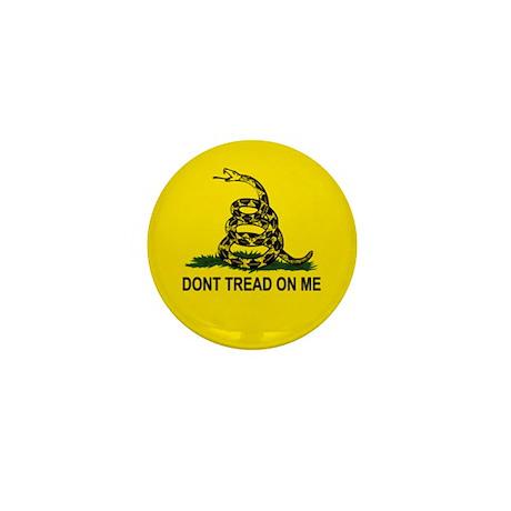 Gadsden Flag Mini Button (100 pack)