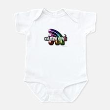 """Burn One"" Infant Bodysuit"