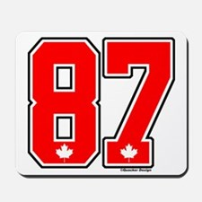 Canada Hockey Gold Medal 87 Mousepad