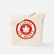 Canada Hockey Gold Medal 87 B Tote Bag