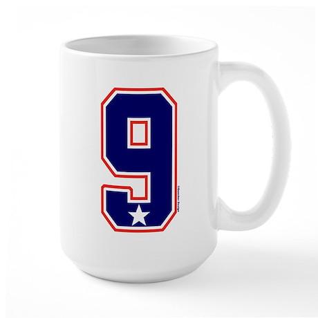 United States Ice Hockey 9 Large Mug