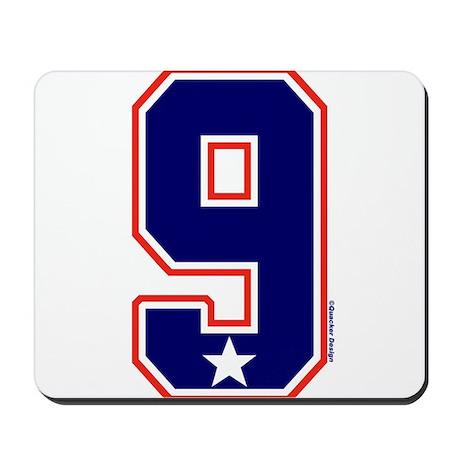 United States Ice Hockey 9 Mousepad