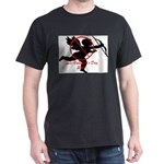 Anti-Cupid Black T-Shirt