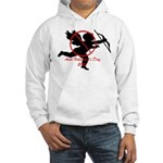 Anti-Cupid Hooded Sweatshirt