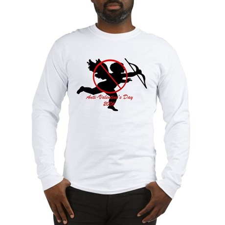 Anti-Cupid Long Sleeve T-Shirt