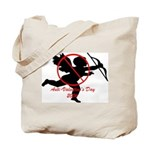 Anti-Cupid Tote Bag