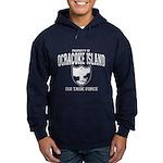 Ocracoke Island DUI Task Force Hoodie (dark)