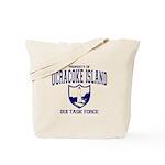 Ocracoke Island DUI Task Force Tote Bag