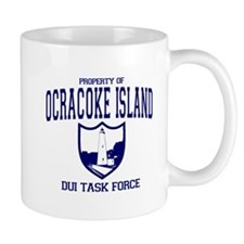 Ocracoke Island DUI Task Force Mug