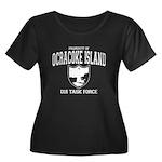 Ocracoke Island DUI Task Force Women's Plus Size S
