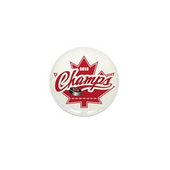Canada 2010 Mini Button (10 pack)