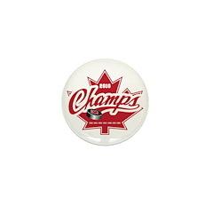 Canada 2010 Mini Button (10 pack)