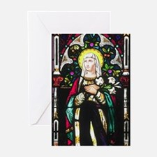 St Theresa Greeting Cards (Pk of 10)