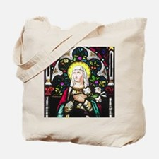 St Theresa Tote Bag