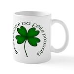 Four Leaf Clover (Gaelic) Mug