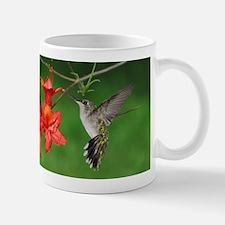 Hummingbird pair Small Small Mug