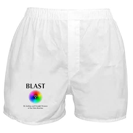 BLAST Boxer Shorts