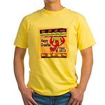 Crawfish Yellow T-Shirt