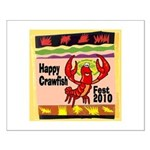 Crawfish Small Poster