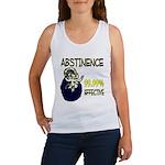 Abstinence: 99.99% Effective Women's Tank Top