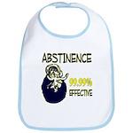Abstinence: 99.99% Effective Bib