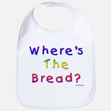 Missing Bread Passover Bib