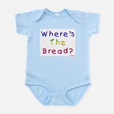 Missing Bread Passover Infant Bodysuit