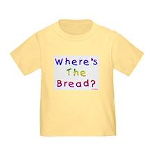 Missing Bread Passover T
