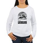 Murder of Crows Women's Long Sleeve T-Shirt