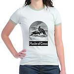 Murder of Crows Jr. Ringer T-Shirt