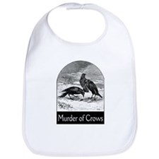 Murder of Crows Bib