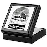 Murder of Crows Keepsake Box