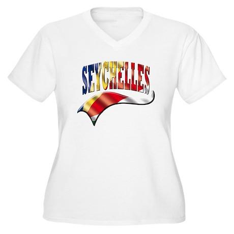 Scotland Flag Women's Fitted T-Shirt (dark)