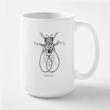 Fruit Fly Mug