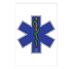 Master Mason EMT Postcards (Package of 8)