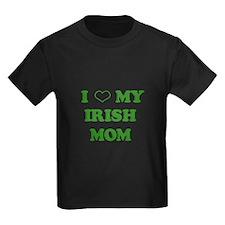 I Love My Irish Mom T