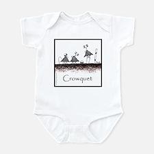 Crowquet Infant Bodysuit
