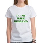 I Love My Irish Husband Women's T-Shirt