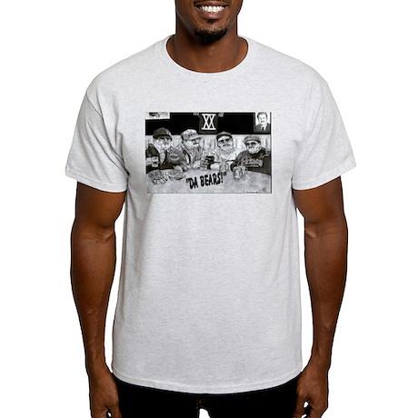 Da Bears Super Fans Light T-Shirt